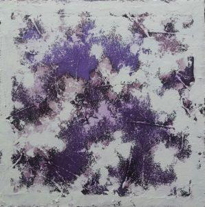 Purple 20x20